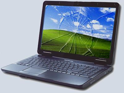 riparazione schermo computer bresso